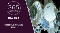 365 Dias de Astronomia - O Módulo Inflável BEAM