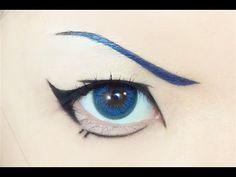 Tutorial : Anime Eye Makeup 112 • Matoi Ryuko