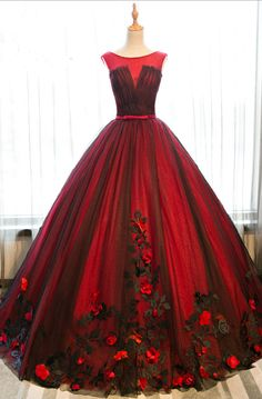 Red Prom Dresses,Princess Prom Dresses,Quinceanera Dresses,Modest Evening Dresses,Prom Dresses For Teens,Disney Prom Dresses,Ball Gown Prom Dress,Lace Up Prom Gowns