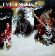 Jimi Hendrix  Cornerstones 1967-1970   847 231-1 A-1U/B-1U