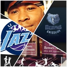 "3/3/15 NBA Sports Bettors Almanac Update: #Utah #Jazz vs #Memphis #Grizzlies (Take: Memphis-7.5,Over 182.5)(THIS IS NOT A SPECIAL PICK ) ""The Sports Bettors Almanac"" SPORTS BETTING ADVICE  On  95% of regular season games ATS including Over/Under   1.) ""The Sports Bettors Almanac"" available at www.Amazon.com  2.) Check for updates   Marlawn Heavenly VII (SportyNerd@ymail.com)  #NFL #MLB #NHL #NBA #NCAAB #NCAAF #LasVegas #Football #Basketball #Baseball #Hockey #SBA"