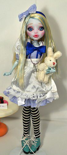 alice wonderland monster high doll  | followpics.co