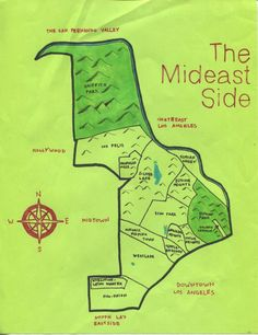 Ink map of The Mideast Side http://www.amoeba.com/blog/2011/03/eric-s-blog/eastside-westside-midtown-northeast-la-downtown-a-mideast-side-primer.html