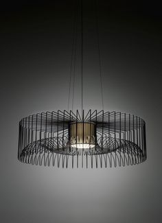 "BRIAN RASMUSSEN - ""Icaro"" from Modoluce. Suspension lighting is the perfect contemporary lighting option for every kind of house/apartment/hotel/restaurant/bar and to every corner of it. Bedrooms, bathrooms, living rooms and dining rooms should be enhanced with beautiful and modern chandeliers. See more home design ideas, here: http://www.pinterest.com/homedsgnideas/"