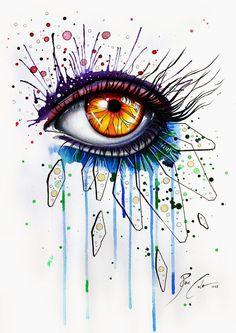 Eye painting wallpaper Ideas for 2019 Painting Wallpaper, Painting & Drawing, Drawing Eyes, Fantasy Kunst, Fantasy Art, Eyes Artwork, Eye Art, Amazing Art, Watercolor Art