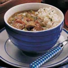 Wild Duck Gumbo Recipe | Taste of Home Recipes  Didn't change a thing except I added more duck and Tony's... Of course!
