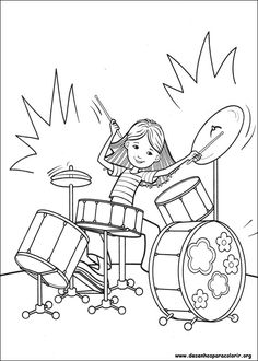 groovygirls coloring page 029 coloring page free groovy girls coloring pages