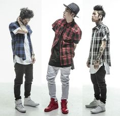 mens hip hop clothing - Google Search                                                                                                                                                                                 More