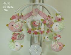 """Medidas: 30 cm de diâmetro                   Encomenda da mamãe Adriana ( LAPA / PR ) para decorar o quarto da  """" Mª Luisa """"  que já n..."""