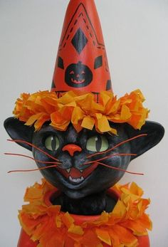 Costumed cat by Leah Humberston