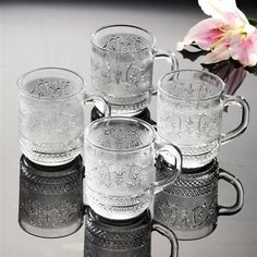 Renaissance Collection 10 Ounce Coffee/Tea Glass Mugs (Se... https://www.amazon.com/dp/B000YDKNCS/ref=cm_sw_r_pi_dp_bhjOxbQ729AMF