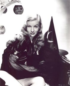 He Married A Witch with Veronica Lake   (original inspiration for: Bewitched)
