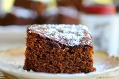 Easy and indulgent, this homemade gingerbread recipe is an old fashioned treat that your whole family will love. The whole house will smell amazing!