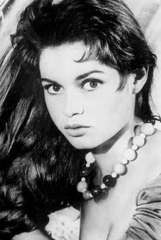 "brigitte-bardot-beauty-bb: ""Brigitte Bardot (young) Early 1950s. """