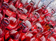 99 bottles of Coca-cola, via Flickr.