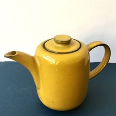 Ein persönlicher Favorit aus meinem Etsy-Shop https://www.etsy.com/de/listing/514542532/teapot-coffeepot-melitta-west-germany
