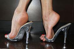 High Heel Slides & nothing but Mules