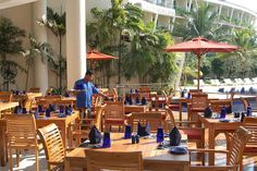 Eden Pool Deck (Eden Resort & Spa)