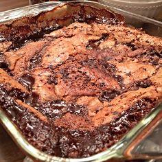 Sweet Little Bluebird: Old-Fashioned Hot Fudge Sundae Cake Chocolate Cobbler, Chocolate Pudding Cake, Hot Fudge Cake, Brownie Cake, Brownies, Sweet Recipes, Cake Recipes, Dessert Recipes, Quick Dessert