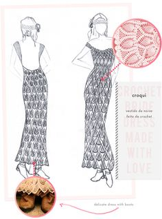 Tata casou de crochet ♥ | Alexandra Spallicci