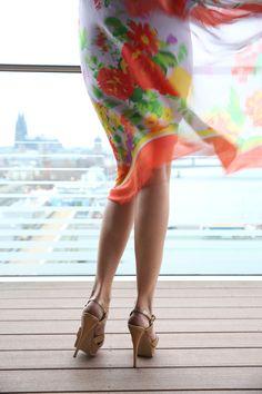 shingora silk chiffon shawl