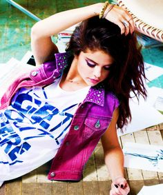 adorable, fashion, outfit, Hot, long hair, selena gomez, style