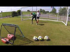 Outstanding Pro Keeper Quick Hands and Reactions Session Soccer Goalie, Hands, Sports, Youtube, Hs Sports, Sport, Youtubers, Youtube Movies