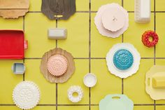 styling francesca sarti for bitossi home (photo silvia puntino) Home Photo, Color Mixing, Latte, Crochet Earrings, Objects, House Styles, Creative, Design, Inspiration