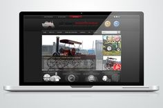 eBay and ecommerce website design, online shop, PrestaShop custom theme #ecommercewebsite by http://www.techidea.co.nz/