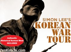 Simon Lee's Korean War Tour