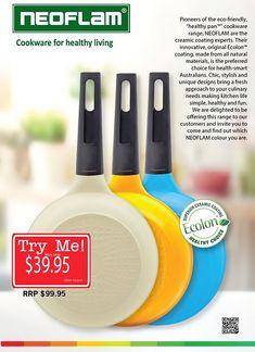 Fantastic Value!!  $39.95 each!!   #trymepan #neoflamau #value #cyan #yellow #ivory #Amie #Natureplus