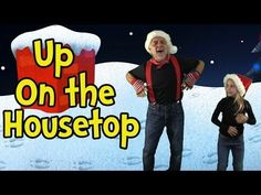 Up on the Housetop ♫ Santa Songs for Children ♫ Christmas Songs for Kids ♫ Christmas Carols for Kids - Colorful Dreams Kindergarten Nursery Childrens Christmas Songs, Christmas Carols For Kids, Preschool Christmas Songs, Xmas Songs, Christmas Music, Christmas Videos, Christmas Activities, Christmas Crafts, Kindergarten Songs