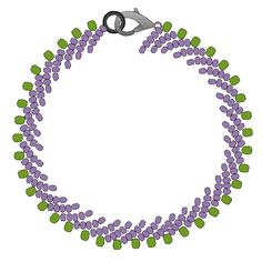 St. Petersburg Stitch | Beading Techniques | Fusion Beads #Seed #Bead #Tutorials