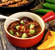 Our easy and popular paleo slow cooker chili recipe…no beans, but loads of veggies and of course fresh ground beef (or ground turkey) and just the right spices. Serve this one anytime of the year!