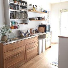 自分好みにカスタマイズ!IKEAでつくる使い勝手抜群の理想のキッチンシステム☆ - Yahoo! BEAUTY