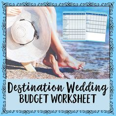 If you are planning a destination wedding and not using a planner you want to keep up with your budget to stay on track. I have created the perfect thing with my Destination Weddings Budget Worksheet. I am giving  a way two of them to 2 lucky brides to be. Check out below for details.  How to Enter: 1 Like this photo and be sure youre following @doctors_travel  2 Tag up to 3 friends who you think would also like to enter in the comments  The giveaway is open to US Residents only and ends on…