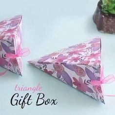 Boy Diy Crafts, Diy Crafts For Adults, Diy Crafts For Gifts, Diy Crafts Videos, Diy Videos, Paper Crafts Origami, Easy Paper Crafts, Paper Crafting, Creative Gift Wrapping