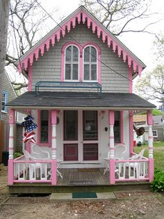 Martha Vineyard Gingerbread Houses | Recent Photos The Commons Getty Collection Galleries World Map App ...