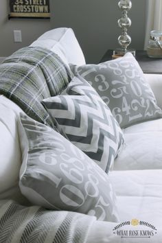 Inexpensive Throw Pillow Inserts : Where to buy Cheap Throw Pillows (under $12 each)! Home, Pillow inserts and Home decor store