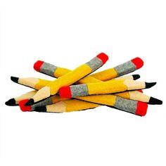 Danielle Gori-Montanelli Brooch: Pencil Cluster