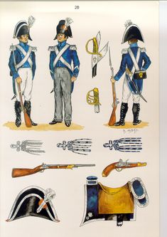 Gendarmerie 1830