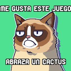 He conseguido 70 puntos en Grumpy Cat: es el peor juego #grumpycat http://smarturl.it/grumpycat