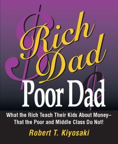 Rich Dad, Poor Dad: What the Rich Teach Their Kids About Money - That the Poor and Middle Class Do Not! (Miniature Edition) by Robert Kiyosaki