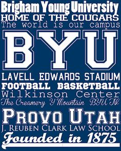 Repin if you Love BYU - DailyLDS.com