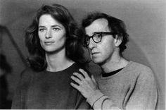 Woody's muse: Charlotte Rampling & Woody Allen