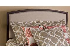 Hillsdale Furniture 1384-370 Bayside Headboard - Twin - Rails not included