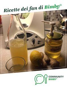 Bibita per tosse e mal di gola (per adulti e bambini) è un ricetta creata dall'utente ANNASEVE. Questa ricetta Bimby<sup>®</sup> potrebbe quindi non essere stata testata, la troverai nella categoria Bibite, liquori e bevande su www.ricettario-bimby.it, la Community Bimby<sup>®</sup>. Menu, Soap, Personal Care, Bottle, Food Processor, Canning, Thermomix, Menu Board Design, Self Care