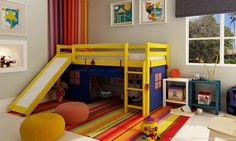 cama beliche cabana - Google Search