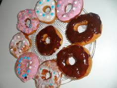 donuts maison! tuto!