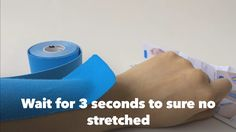 What is the skills of applying Kintape or Kinesiology tape?